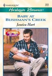 Baby At Bushman's Creek (Mills & Boon Cherish)