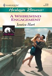 A Whirlwind Engagement (Mills & Boon Cherish)