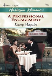 A Professional Engagement (Mills & Boon Cherish)