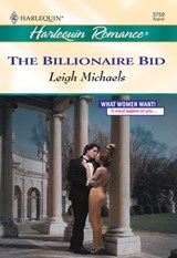 The Billionaire Bid (Mills & Boon Cherish) | Leigh Michaels |
