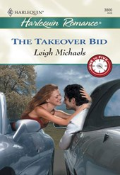 The Takeover Bid (Mills & Boon Cherish)
