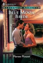 Blue Moon Bride (Mills & Boon Cherish)