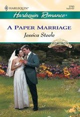 A Paper Marriage (Mills & Boon Cherish) | Jessica Steele |
