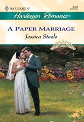 A Paper Marriage (Mills & Boon Cherish)