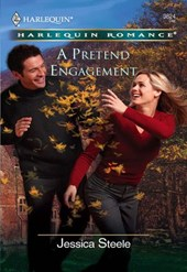 A Pretend Engagement (Mills & Boon Cherish) | Jessica Steele |