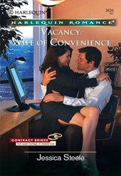 Vacancy: Wife of Convenience (Mills & Boon Cherish)