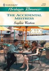 The Accidental Mistress (Mills & Boon Cherish)