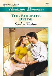 The Sheikh's Bride (Mills & Boon Cherish)
