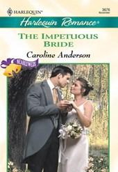 The Impetuous Bride (Mills & Boon Cherish)