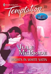 Nights In White Satin (Mills & Boon Temptation) | Jule McBride |