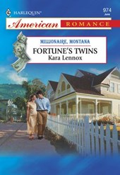 Fortune's Twins (Mills & Boon American Romance)
