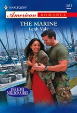 The Marine (Mills & Boon American Romance) | Leah Vale |