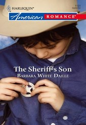 The Sheriff's Son (Mills & Boon American Romance)