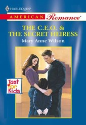 The C.e.o. and The Secret Heiress (Mills & Boon American Romance)