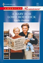 A Baby For Lord Roderick (Mills & Boon American Romance)