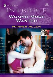 Woman Most Wanted (Mills & Boon Intrigue)