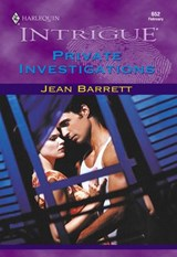 Private Investigations (Mills & Boon Intrigue) | Jean Barrett |