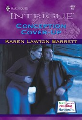 Conception Cover-Up (Mills & Boon Intrigue)