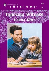 Innocent Witness (Mills & Boon Intrigue) | Leona Karr |