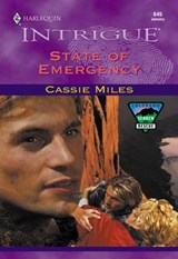 State Of Emergency (Mills & Boon Intrigue) | Cassie Miles |