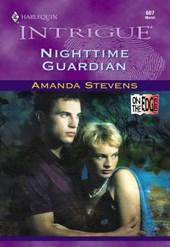 Nighttime Guardian (Mills & Boon Intrigue)