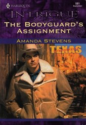The Bodyguard's Assignment (Mills & Boon Intrigue)