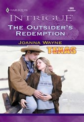 The Outsider's Redemption (Mills & Boon Intrigue)