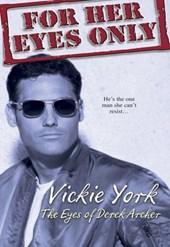 The Eyes Of Derek Archer (Mills & Boon M&B)
