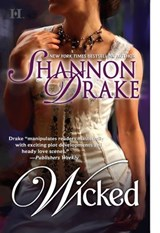 Wicked (Mills & Boon M&B) | Shannon Drake |
