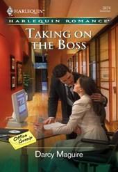 Taking On The Boss (Mills & Boon Cherish)