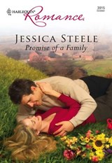 Promise Of A Family (Mills & Boon Cherish) | Jessica Steele |