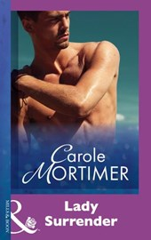 Lady Surrender (Mills & Boon Modern) | Carole Mortimer |