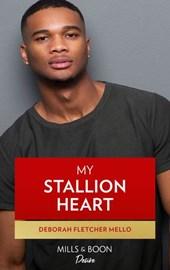 My Stallion Heart (Mills & Boon Kimani) (The Stallions, Book 3)