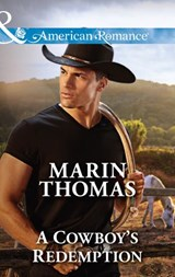 A Cowboy's Redemption (Mills & Boon American Romance) (McCabe Multiples, Book 4) | Marin Thomas |