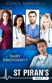 Baby Emergency (Mills & Boon M&B) | Carol Marinelli |