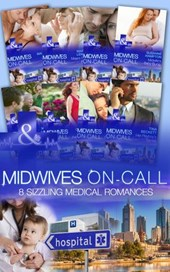 Midwives On-Call (Mills & Boon e-Book Collections) (Midwives On-Call, Book 1)