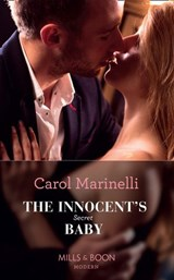 The Innocent's Secret Baby (Mills & Boon Modern) (Billionaires & One-Night Heirs, Book 1) | Carol Marinelli |