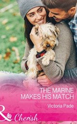 The Marine Makes His Match (Mills & Boon Cherish) (Camden Family Secrets, Book 1) | Victoria Pade |