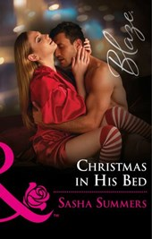 Christmas In His Bed (Mills & Boon Blaze)