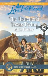 The Rancher's Texas Twins (Mills & Boon Love Inspired) (Lone Star Cowboy League: Boys Ranch, Book 6) | Allie Pleiter |