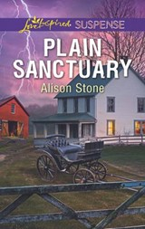 Plain Sanctuary (Mills & Boon Love Inspired Suspense) | Alison Stone |