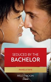 Seduced By The Bachelor (Mills & Boon Kimani) (The Morretti Millionaires, Book 7)