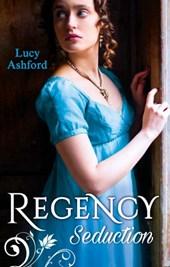 Regency Seduction: The Captain's Courtesan / The Outrageous Belle Marchmain (Mills & Boon M&B)