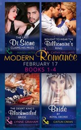 Modern Romance February Books 1-4 (Mills & Boon e-Book Collections) | Maisey Yates ; Cathy Williams ; Lynne Graham ; Caitlin Crews |