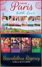 The From Paris With Love And Regency Season Of Secrets Ultimate Collection (Mills & Boon e-Book Collections) | Jennie Lucas ; Carole Mortimer ; Louise Allen ; Caroline Anderson ; Wendy Etherington ; Catherine George ; Lucy Gordon ; Nikki Logan ; Sarah Mallory ; Kasey Michaels ; Kate Hardy ; Lyn Stone ; Merline Lovelace ; Trish Morey ; Alison Roberts ; Kat Cantrell |