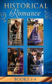 Historical Romance March 2017 Book 1-4: Surrender to the Marquess / Heiress on the Run / Convenient Proposal to the Lady (Hadley's Hellions, Book 3) / Waltzing with the Earl (Mills & Boon e-Book Colle