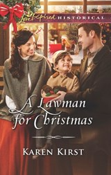 A Lawman For Christmas (Mills & Boon Love Inspired Historical) (Smoky Mountain Matches, Book 12) | Karen Kirst |