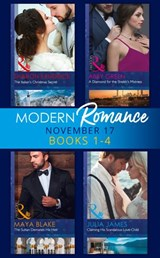Modern Romance Collection: November 2017 Books 1 - 4 (Mills & Boon e-Book Collections) | Sharon Kendrick ; Abby Green ; Maya Blake ; Julia James |