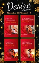 Desire Collection: November Books 1 - 4 (Mills & Boon e-Book Collections) | Sarah M. Anderson ; Karen Booth ; Charlene Sands ; Sara Orwig |