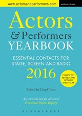 Actors & Performers Yearbook |  |